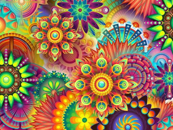 Nằm mộng thấy nhiều màu sắc chơi xổ số con gì may mắn?